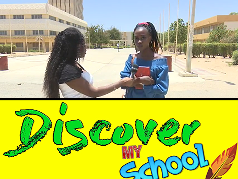 DISCOVER MY SCHOOL